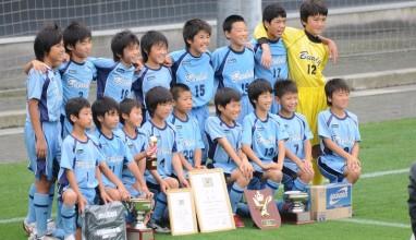 ◆バディーサッカークラブ初の栄冠!◆ 第34回全日本少年サッカー大会 神奈川県大会中央大会 決勝戦