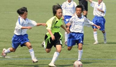 2010年度 第35回神奈川新聞社旗争奪神奈川県選抜少年サッカー大会