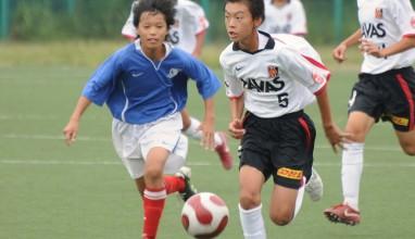 2010 メトロポリタンリーグU-13『横浜F・マリノス追浜 vs 浦和レッドダイヤモンズ』