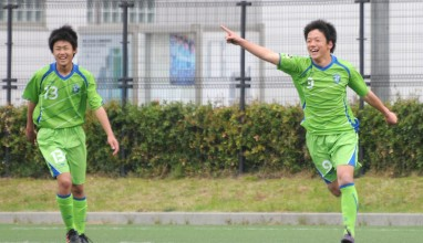 2012 関東ユース(U-15)サッカーリーグ(2部)#8 『湘南ベルマーレJY vs FC古河JY』