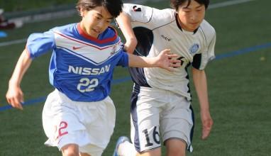 2012 JリーグU-14 メトロポリタンB『横浜F・マリノスJY vs 水戸ホーリーホックJY』