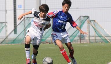 2012 JリーグU-14 メトロポリタンB『横浜F・マリノスJY vs 川崎フロンターレU-14』