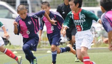 タカナシ乳業第20回F・マリノスカップU-12 1日目結果