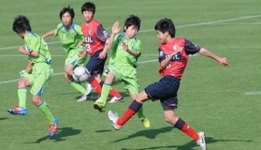 関東ユース(U-15)サッカーリーグ 2部 ♯10 『湘南ベルマーレJY vs 鹿島アントラーズノルテ』