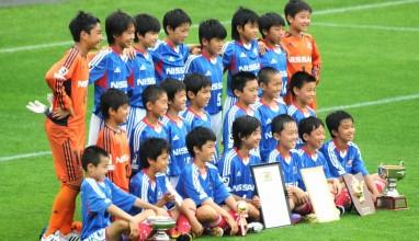 ◆横浜F・マリノスプライマリーが栄冠に輝く!◆ 2013年度 第37回全日本少年サッカー大会神奈川県大会 中央大会