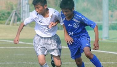 フォトギャラリー – 第37回関東少年サッカー大会予選リーグ【ミハタSCvsUスポーツクラブ】