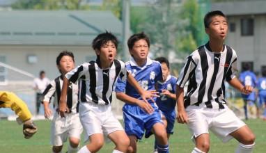 フォトギャラリー – 第37回関東少年サッカー大会順位決定トーナメント【リトルジャンボSCvs江南南SS】