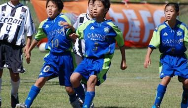第13回 国際交流サッカー大会前橋市長杯 U-12 大会1日目