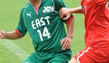 フォトギャラリー – メニコンカップ2013 日本クラブユースサッカー東西対抗戦(U-15)