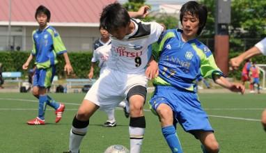 2011メトロポリタンリーグU-14『湘南ベルマーレ平塚vs川崎フロンターレ』