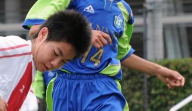関東ユース(U-15)サッカーリーグ 『湘南ベルマーレJY vs 柏イーグルスTOR'82』