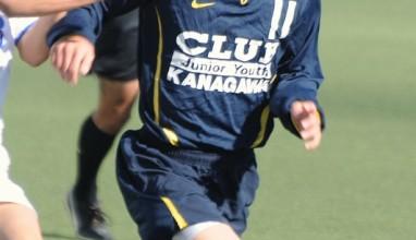 ◆3選手のハットトリックでクラブ選抜が勝利!◆ 2013年度 神奈川県3種対抗戦