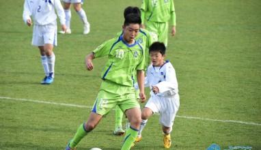 フォトギャラリー – 関東ユース(U-15)サッカーリーグ Division2 第3節【湘南ベルマーレJY vs 前橋FC】