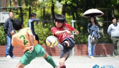 【プレミアリーグ神奈川U-11】第2節 FCパーシモン vs 横浜ジュニオールSC(4月26日開催) フォトギャラリー