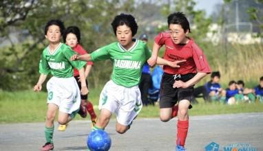 【プレミアリーグ神奈川U-11】第1節 大豆戸FC vs さぎぬまSC(4月18日開催) フォトギャラリー