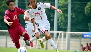 フォトギャラリー – 第21回関東クラブユースサッカー選手権(U-15)大会 3回戦 『クラブドラゴンズ柏 vs TOKYU S Reyes』
