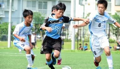 フロンターレが無失点で頂点へ! – 2015年度 第35回 神奈川県チャンピオンシップU-12 準決勝・決勝結果