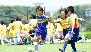 【2015 神奈川県チャンピオンシップU-12 2回戦】JFC FUTURO vs クリエイトSC