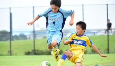 ベスト4出揃う! – 2015年度 第35回 神奈川県チャンピオンシップU-12 2回戦・準々決勝結果