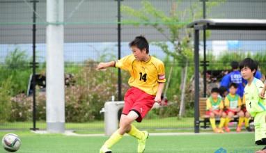【2015 神奈川県チャンピオンシップU-12 1回戦】大野原フットボールクラブ vs 国府JSC