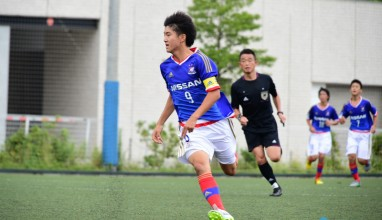 久保(FC東京)・棚橋(マリノス)ら23名が選出・・・AFCU-16選手権インド2016 日本代表メンバー発表