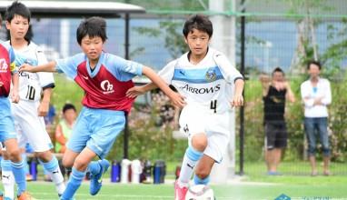 【2015 神奈川県チャンピオンシップU-12 1回戦】川崎フロンターレU-12 vs 大根ラディッシュSC