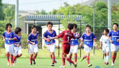 マリノスプライマリーが低学年の部頂点に! – 2015年度 第7回 神奈川県チャンピオンシップU-10 準決勝・決勝結果