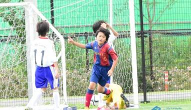 【2015 神奈川県チャンピオンシップU-12 1回戦】横浜F・マリノスプライマリー追浜 vs 海老名FC