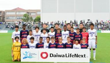 【U-12ジュニアサッカーワールドチャレンジ2015 準決勝】FCバルセロナ vs 東京都U-12