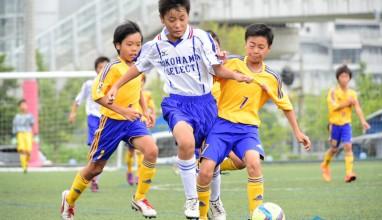 【タカナシ乳業 第23回F・マリノスカップU-12 予選リーグ】ベガルタ仙台ジュニア vs 横浜TC