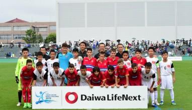 【U-12ジュニアサッカーワールドチャレンジ2015 準決勝】RCDエスパニョール vs U-12ベトナム代表