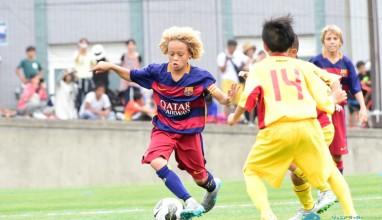 FCバルセロナ、RCDエスパニョールがグループ暫定1位に! – U-12 ジュニアサッカーワールドチャレンジ2015