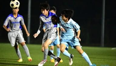 【2014/2015 神奈川県(U-15)サッカーリーグ】シュートJrユース vs FCパルピターレ
