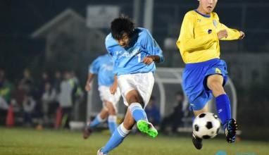 【2014/2015 神奈川県(U-15)サッカーリーグ】座間FC vs FC厚木JY MELLIZO