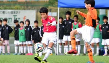 【第39回全日本少年サッカー大会神奈川県大会 1回戦】田奈SC vs 川中島サッカークラブ