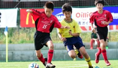 【第39回全日本少年サッカー大会神奈川県大会 2回戦】瀬谷FC vs 新林SC