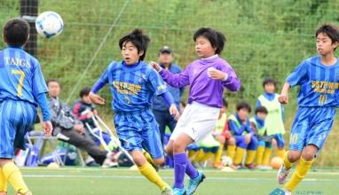 【第39回全日本少年サッカー大会神奈川県大会 3回戦】東台真鶴FC vs SSTP湘南サッカークラブ