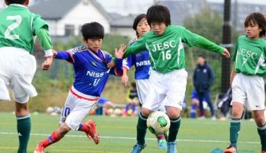 【第39回全日本少年サッカー大会神奈川県大会 3回戦】横浜F・マリノスプライマリー vs JESC