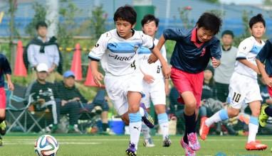 【第39回全日本少年サッカー大会神奈川県大会 2回戦】アローズサッカークラブ vs 川崎フロンターレU-12
