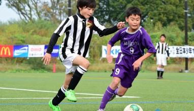 【第39回全日本少年サッカー大会神奈川県大会 3回戦】FC松林ジョーズ vs かじがやフットボールクラブ