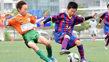 【第39回全日本少年サッカー大会神奈川県大会 5回戦】FCパーシモン vs 海老名FC