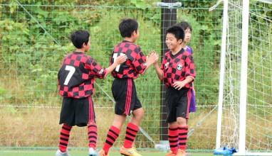 【第39回全日本少年サッカー大会神奈川県大会 4回戦】原FC vs かじがやフットボールクラブ