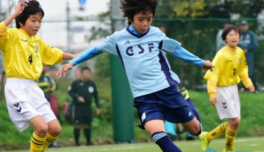 【第39回全日本少年サッカー大会神奈川県大会 1回戦】横浜GSFC vs CFFC