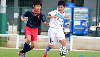 神奈川から14名が参加! – 2015年度 ナショナルトレセンU-12 関東