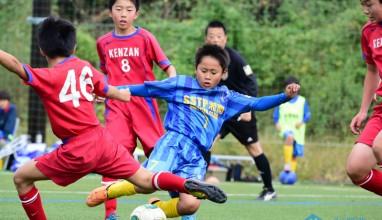【第39回全日本少年サッカー大会神奈川県大会 4回戦】SSTP湘南サッカークラブ vs 嶮山キッカーズ
