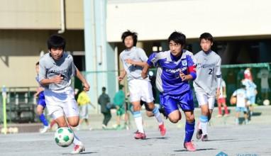 【2014/2015 神奈川県(U-15)サッカーリーグ】FCパルピターレ vs FC厚木JY MELLIZO