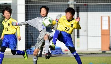 【第23回F・マリノスカップU-10大会 GROW GAME 準決勝】レジスタFC vs 江南南SSS