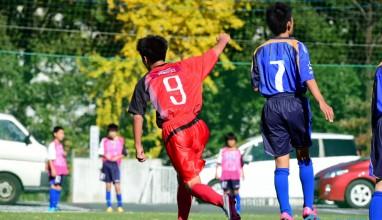 【平成27年度 関東ユース(U-15)サッカーリーグ参入戦】水戸ホーリーホック vs 大豆戸FC