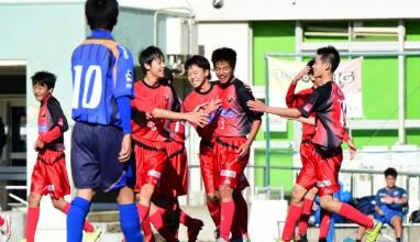 大豆戸FCが関東ユース(U-15)サッカーリーグ参入へ王手! – 平成27年度 関東ユース(U-15)サッカーリーグ参入戦1回戦結果