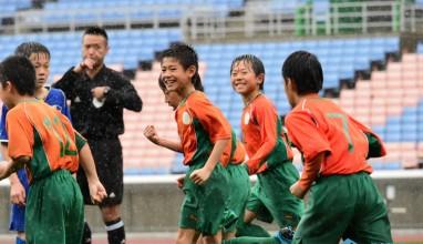 【第42回神奈川県少年サッカー選手権 低学年の部 3位決定戦】FCパーシモン vs ダビデFC